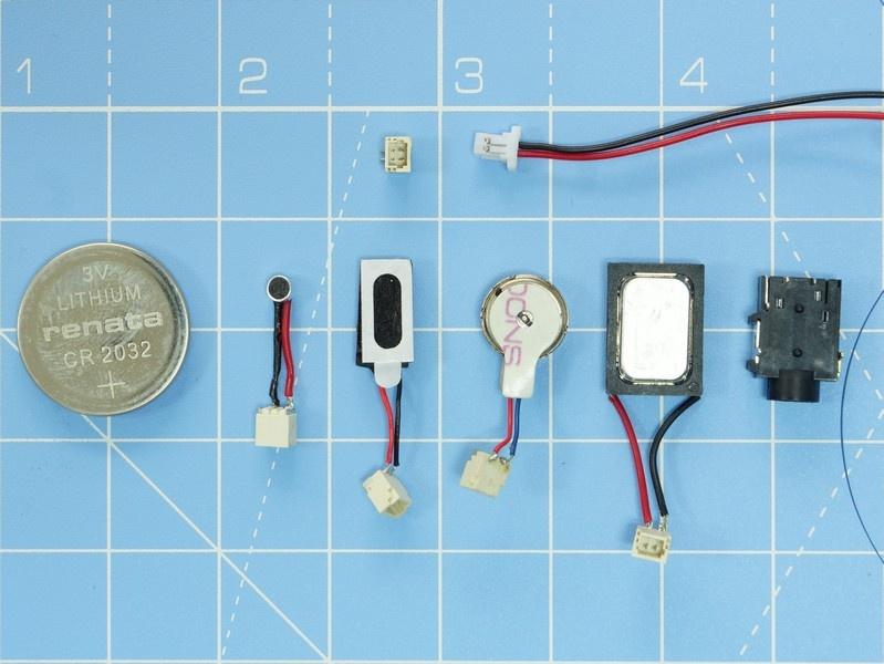 Peripherals in Poorna - DIY modular smartphone